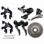 2017 Shimano Dura Ace R9100 11s Group 6pc